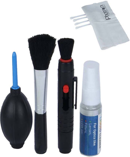 Photron Pro 7-in-1 Multi-Purpose Cleaning Kit for Cameras, Mobiles, Computers