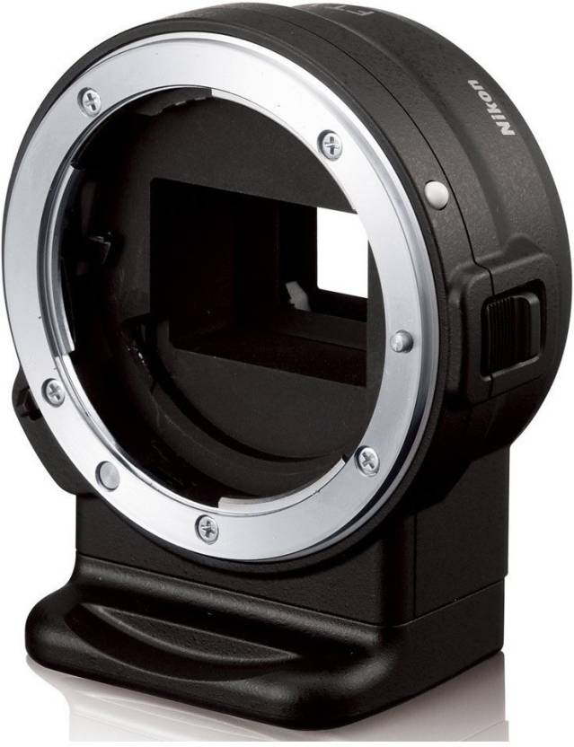 Nikon Ft-1 for F-Mount Lens w/ Nikon1 Cameras Mount Electronic Lens Adapter