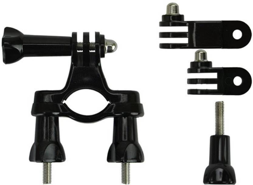 JJC GP-J7 Handlebar Pole Mount On Bike Riding Bicycle Accessory For GoPro Hero 4/3+/3/2/1 Camcorder