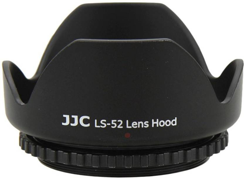 JJC FLOWER SCREW-IN LENS HOOD FOR STANDARD ZOOM LENS LS-52