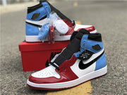 Jordan 1 Retro High Fearless UNC Chicago
