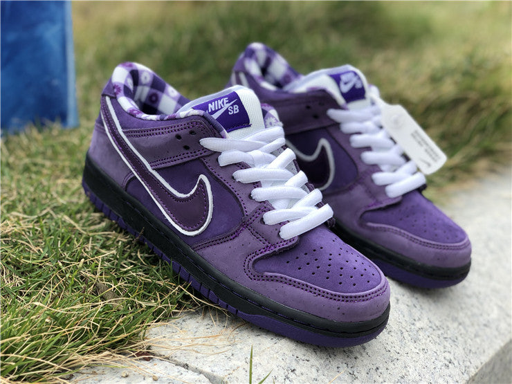 Nike SB Dunk Low Concepts Purple Lobster