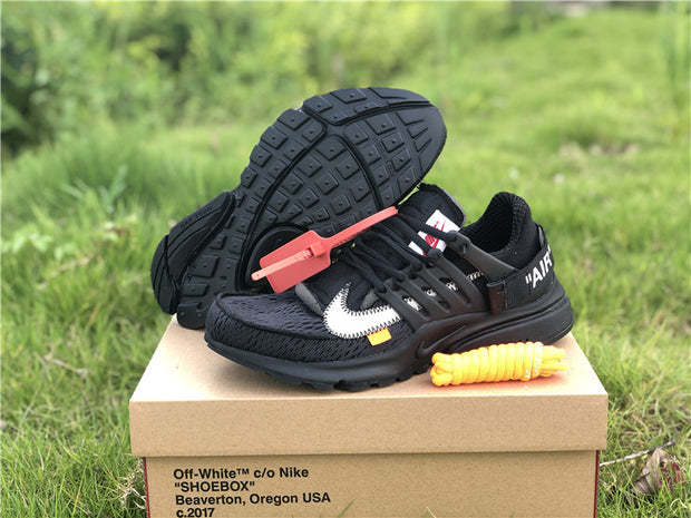 OFF WHITE Nike Presto2.0  AA3830-002.