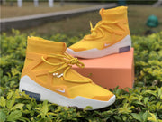 Nike Air Fear Of God 1 Yellow