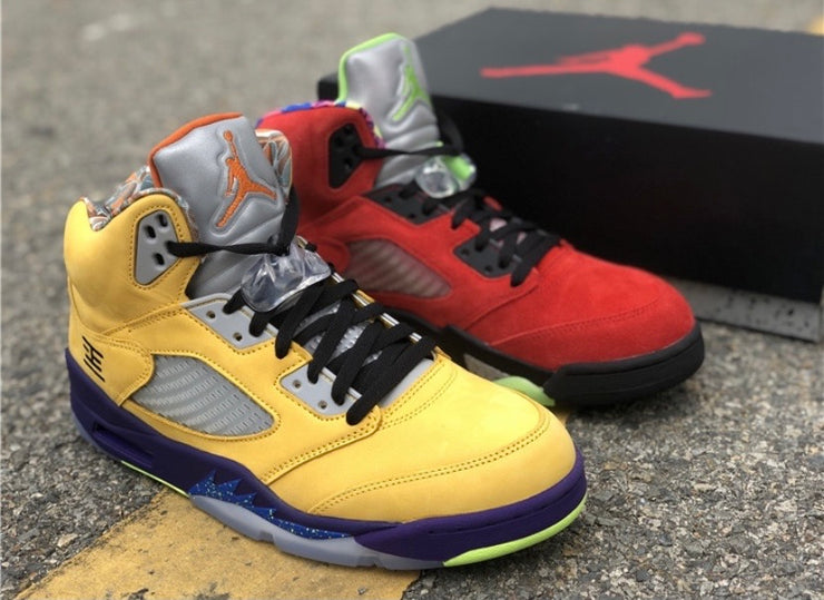 "Air Jordan 5 ""What The"""