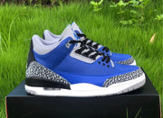 Air Jordan 3 Varsity Royal