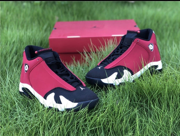 Air Jordan 14 Gym Red