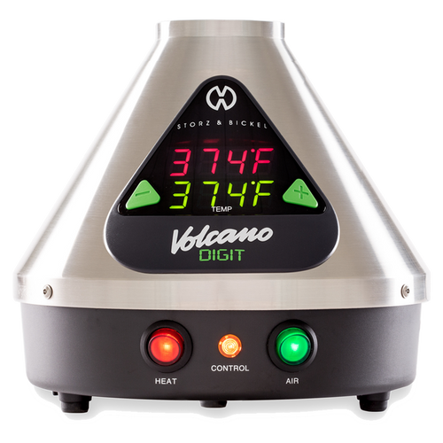 Storz & Bickel - Volcano Vaporizer - Digital - Reviews