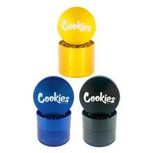 Load image into Gallery viewer, Santa Cruz Shredder Cookies 4 piece Grinder toronto