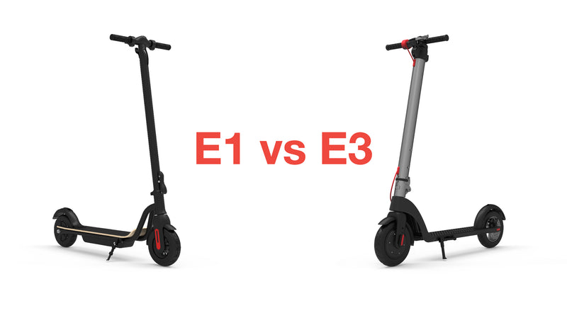 Which E-Scooter is right for you?