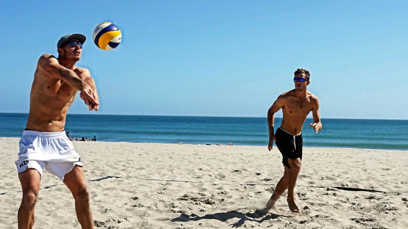 Sam O'Dea: Beach Volleyball