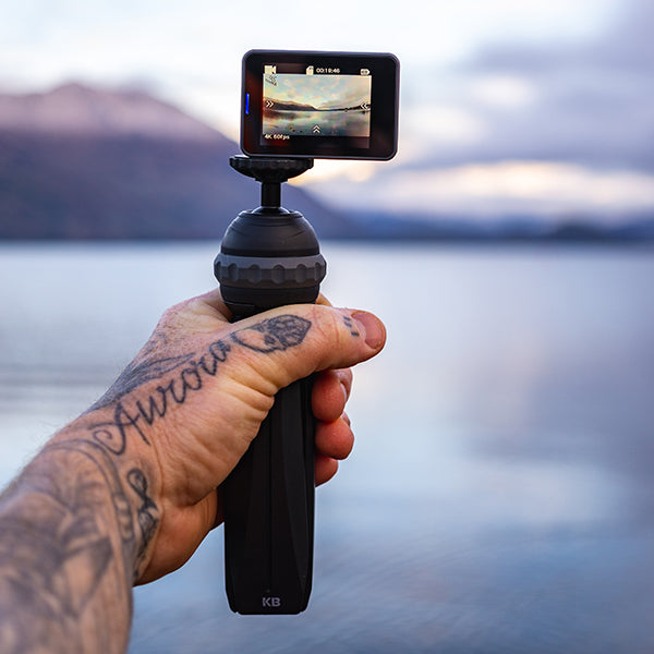 Kaiser Baas tripod grip for action camera, compatible with GoPro New Zealand