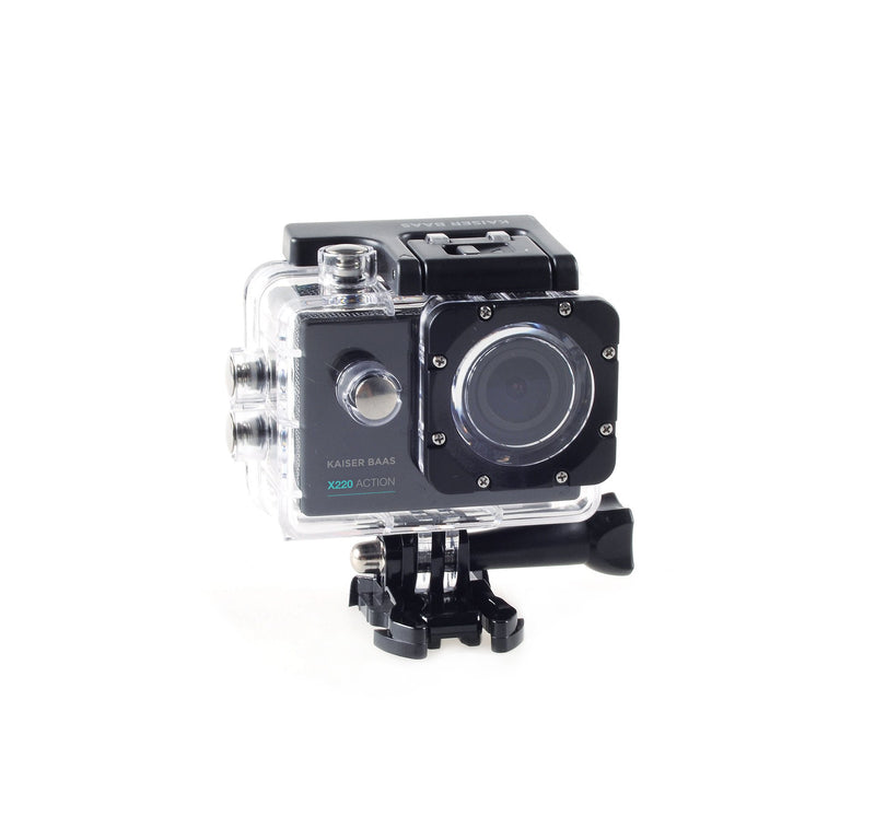 X600 Waterproof Body 4K 30FPS Action Camera