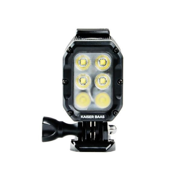 Kaiser Baas waterproof X Beam Light for Action Cameras New Zealand