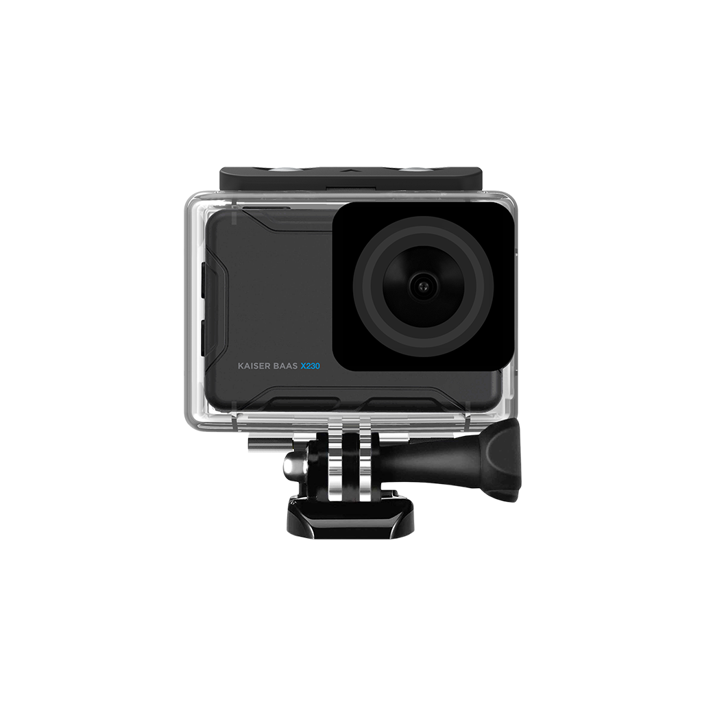 X230 1080P 60FPS Action Camera