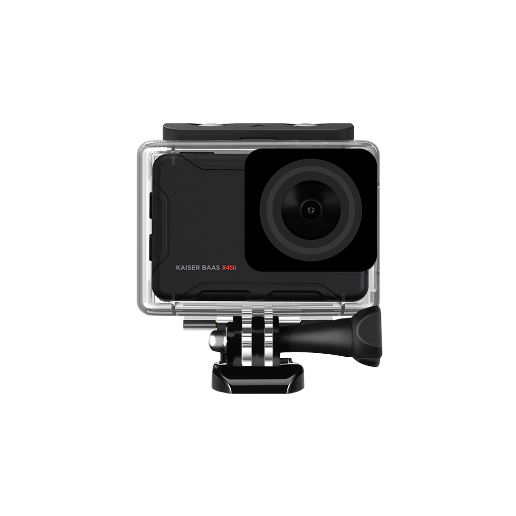 X450 4K Action Camera - KAISER BAAS NZ