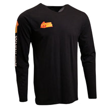Load image into Gallery viewer,  Black Long Sleeve T-Shirt