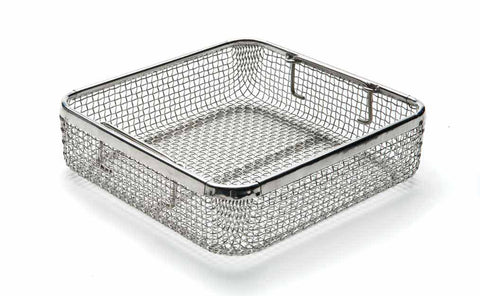 Stainless Steel Mesh Trays</br>(one pair included)