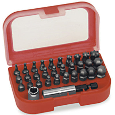 Ball Hex Bits</br>(four 32 piece sets included)