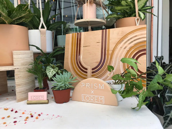Prism x Lorem Home Collection