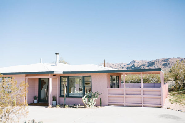 Joshua Tree City Guide with Danielle Shaw of Palo Verde Ranch