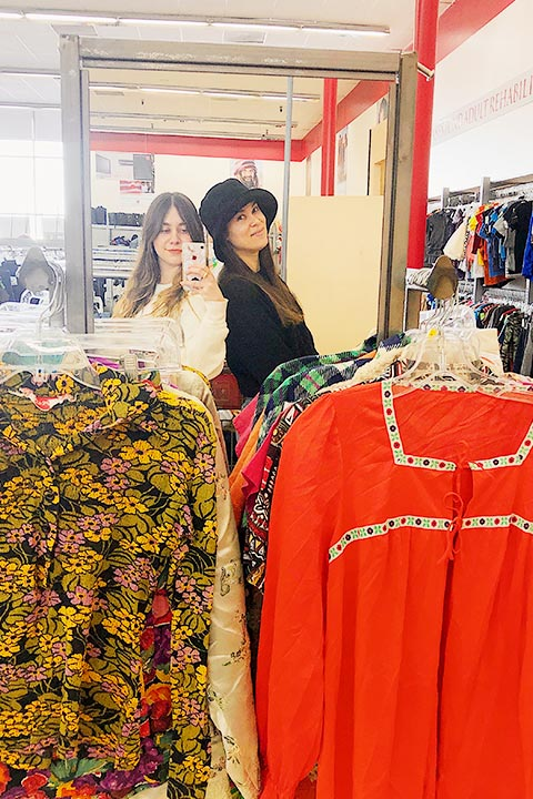 5 Vintage Shopping Tips from the Prism Vintage Buyers