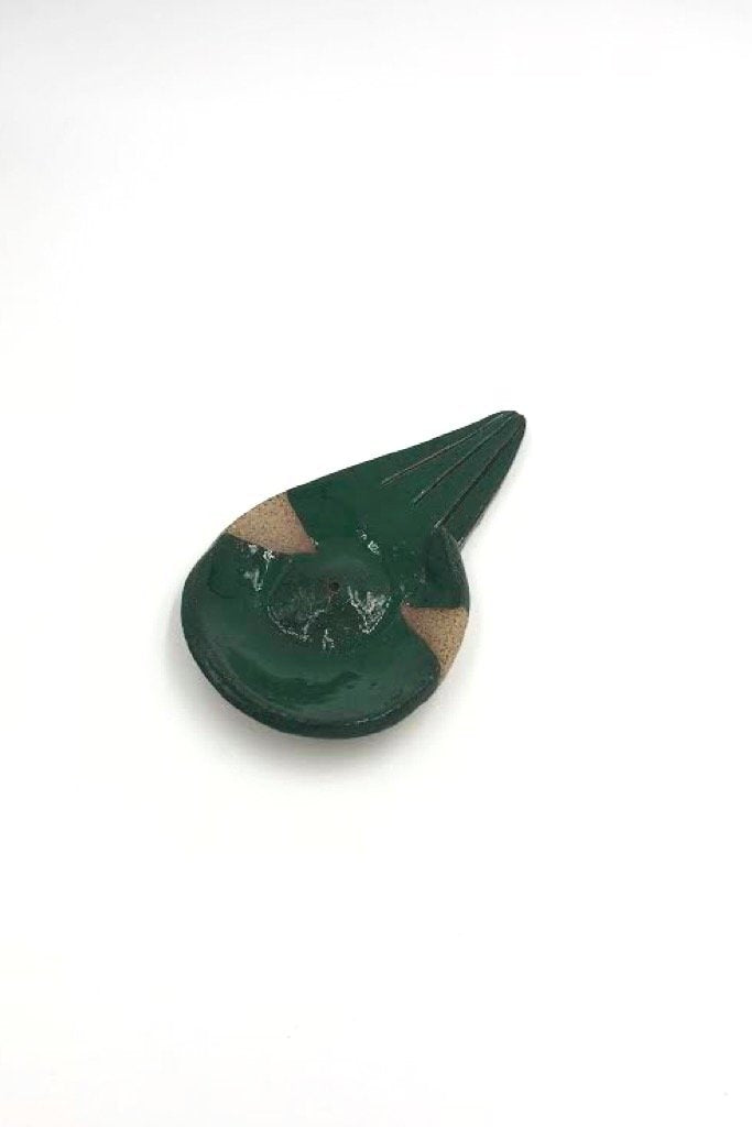 Jade Open Palm Incense Burner