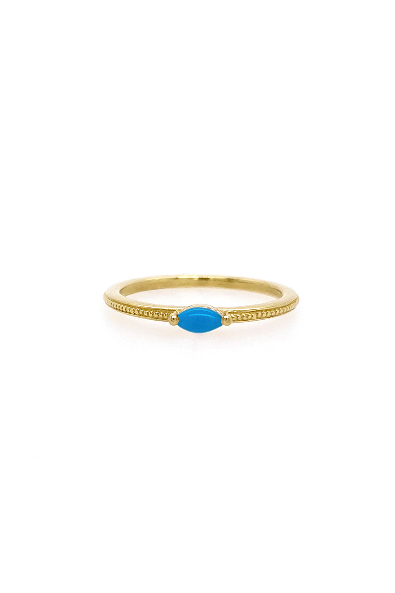 Turquoise Bette Ring