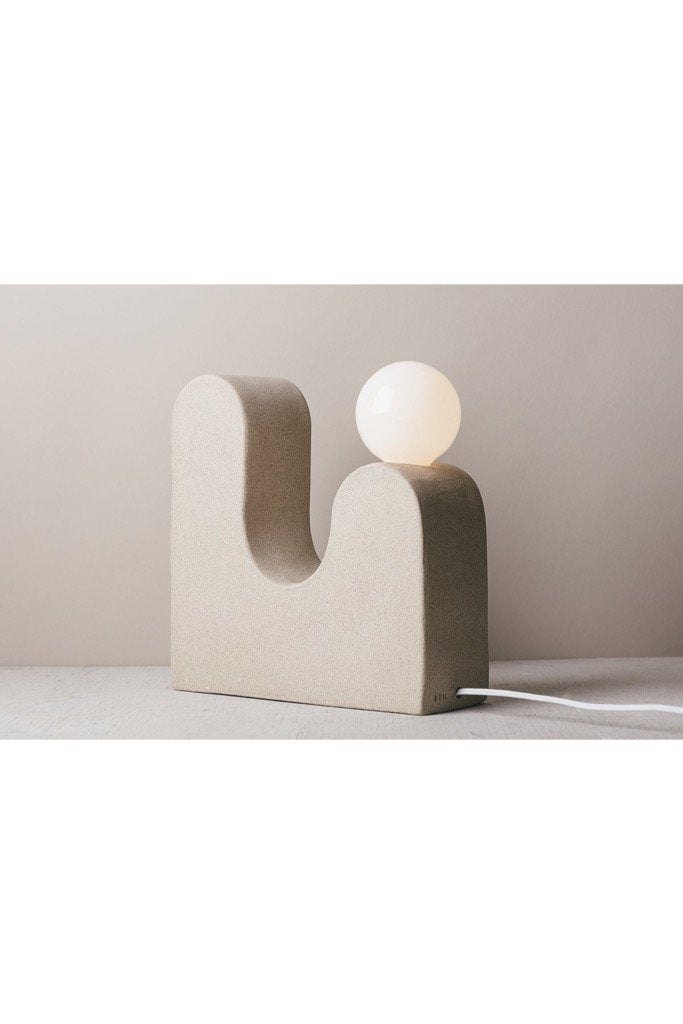 Speckled Rolling Hills Lamp
