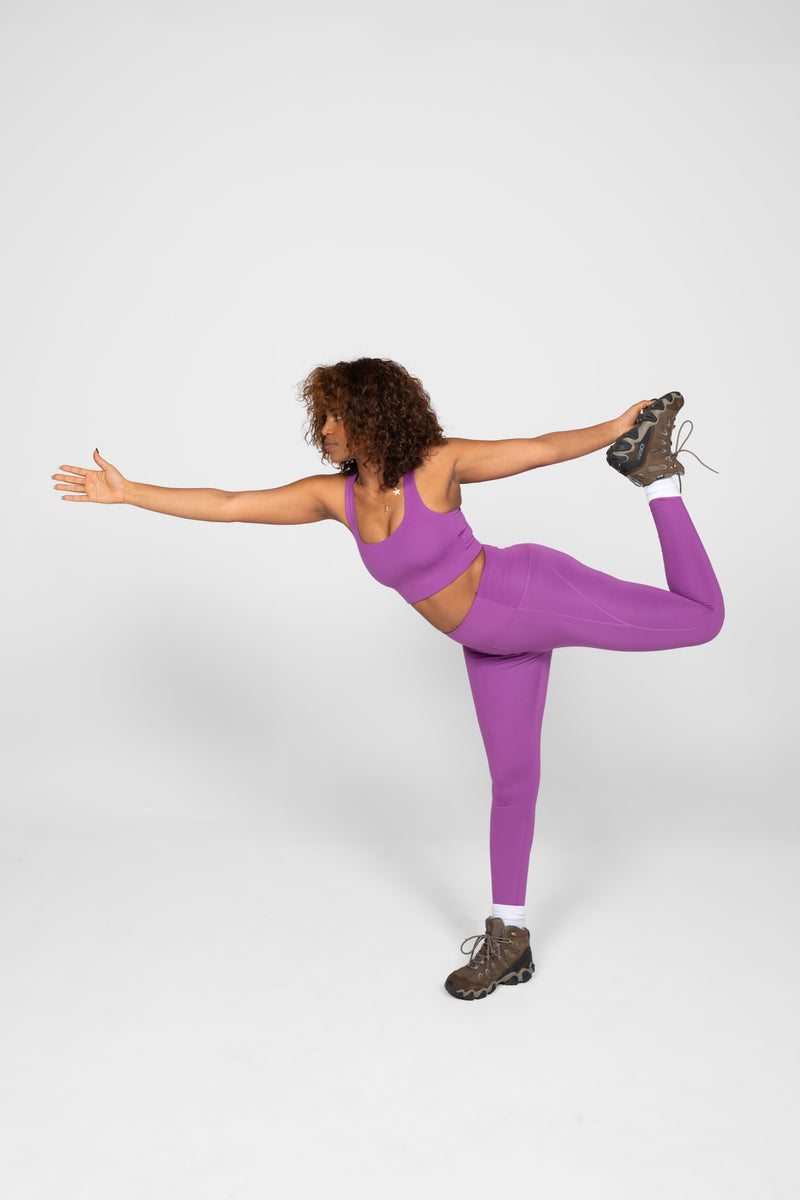 "23 3/4"" Wildflower Compressive High-Rise Legging"