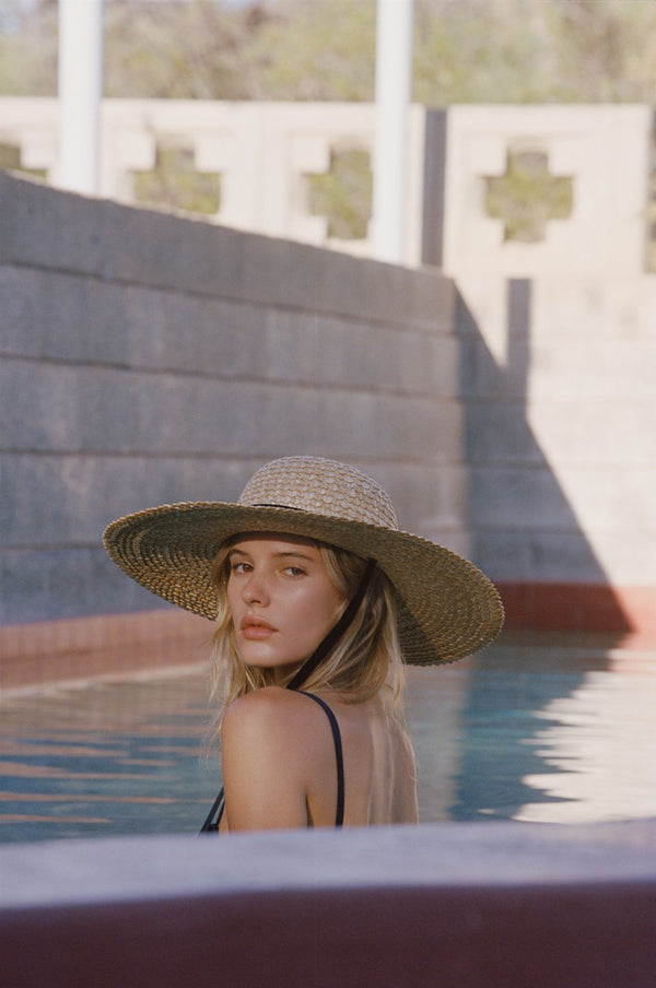 Natural Dolce Sun Hat