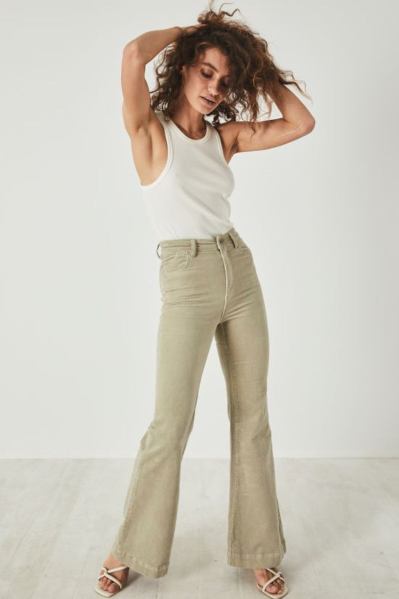 rollas flare pants