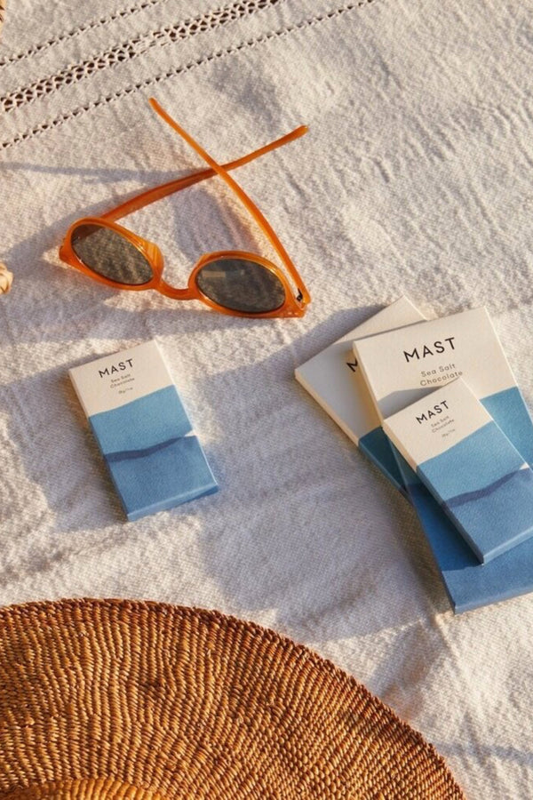 Mini Sea Salt Chocolate