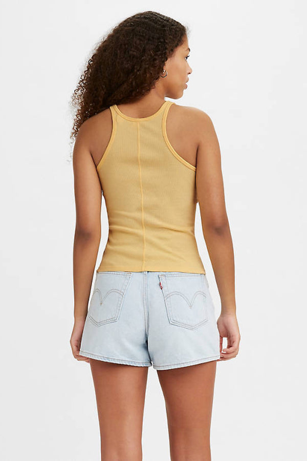 Golden Haze High Neck Tank