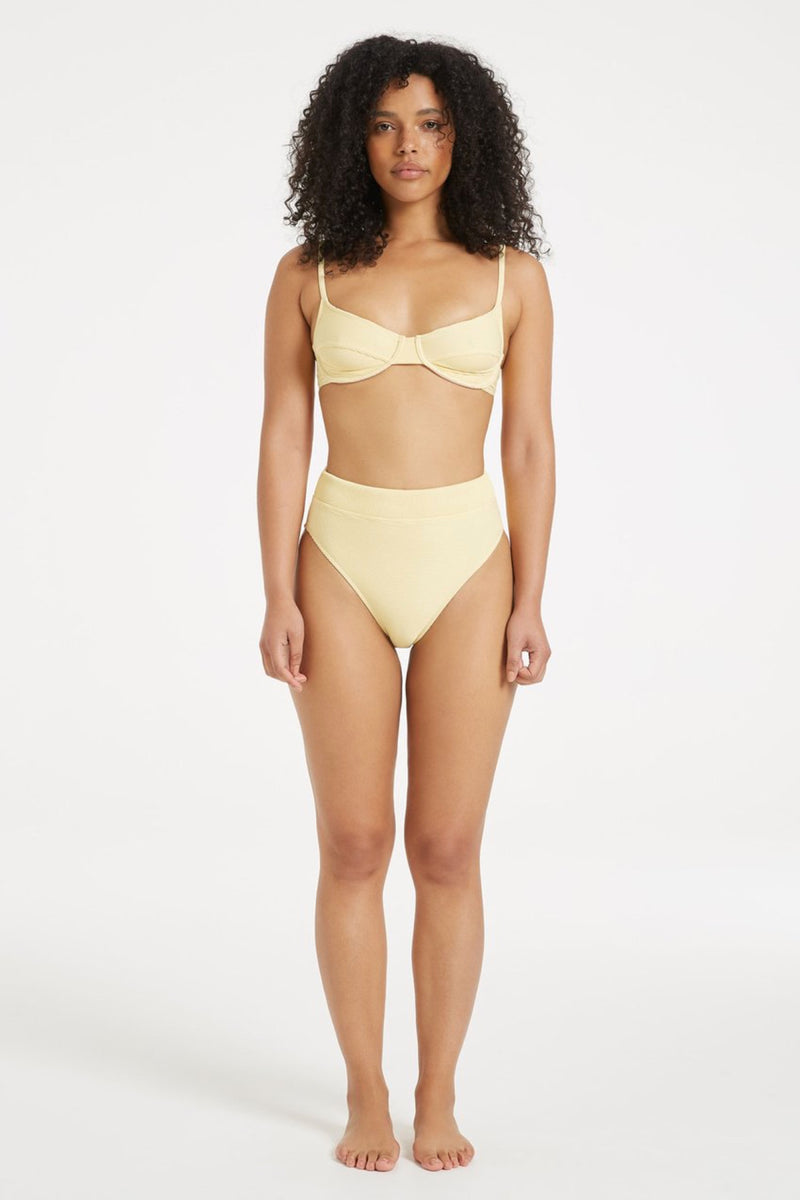 Lemon Signature High Waisted Brief