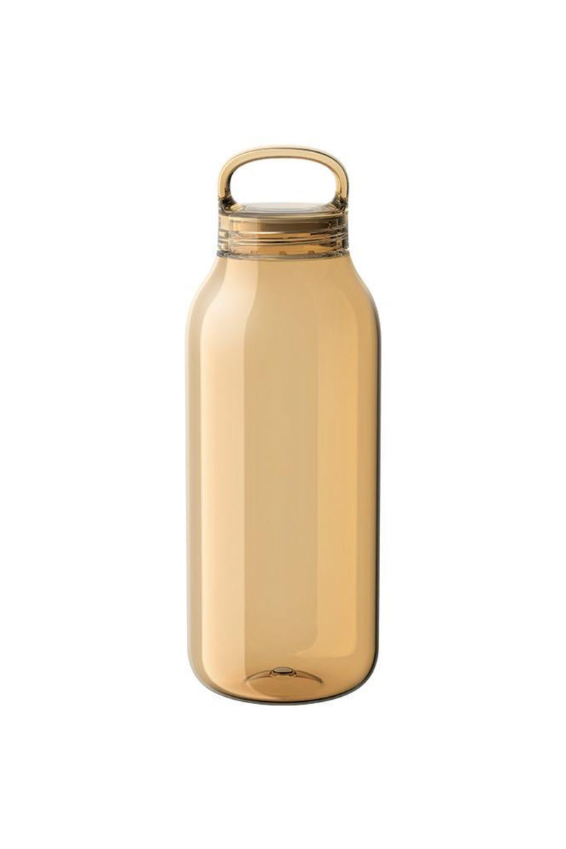 Amber Water Bottle