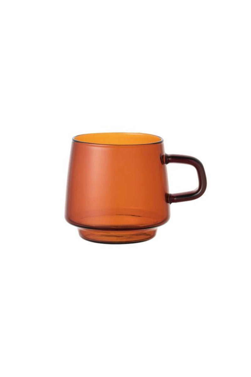 Amber Sepia Cup