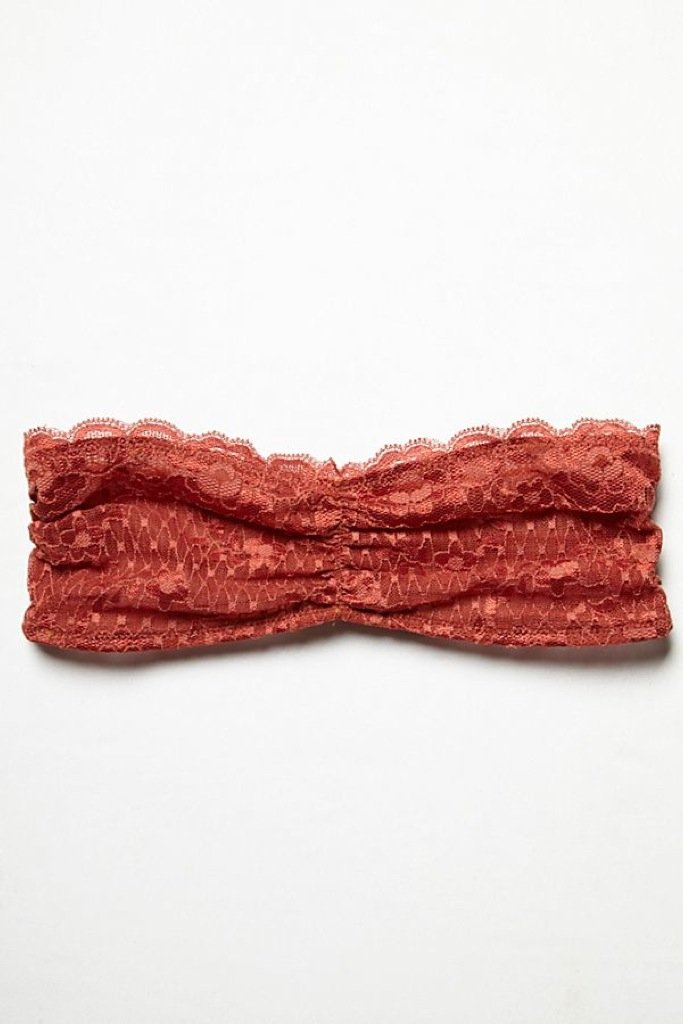 Terracotta Essential Bandeau