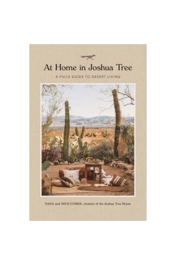 At Home In Joshua Tree Book