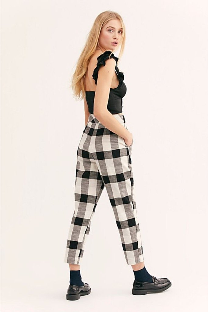 Checkered Clear Skies Pant