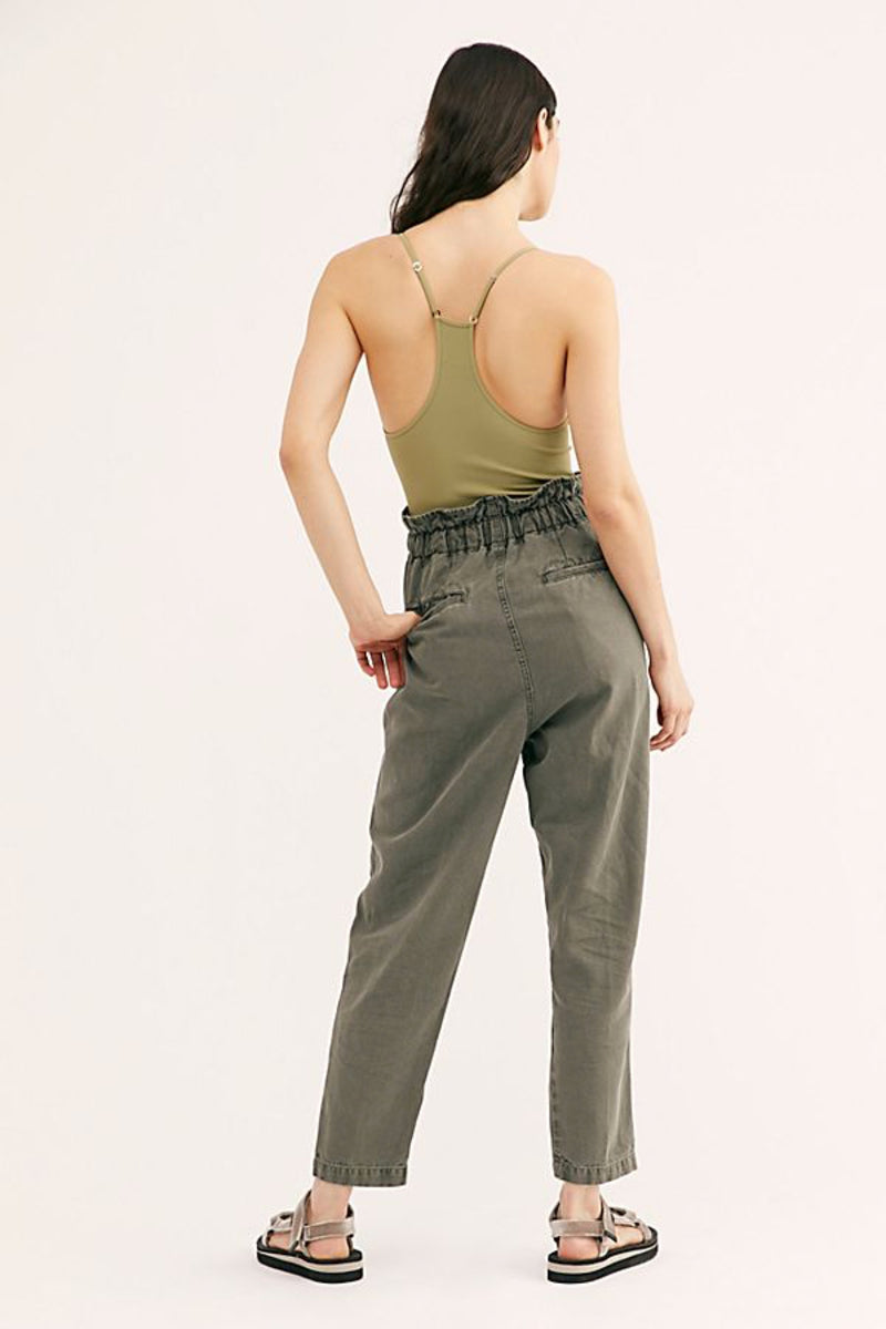 Moss Margate Pleated Trouser