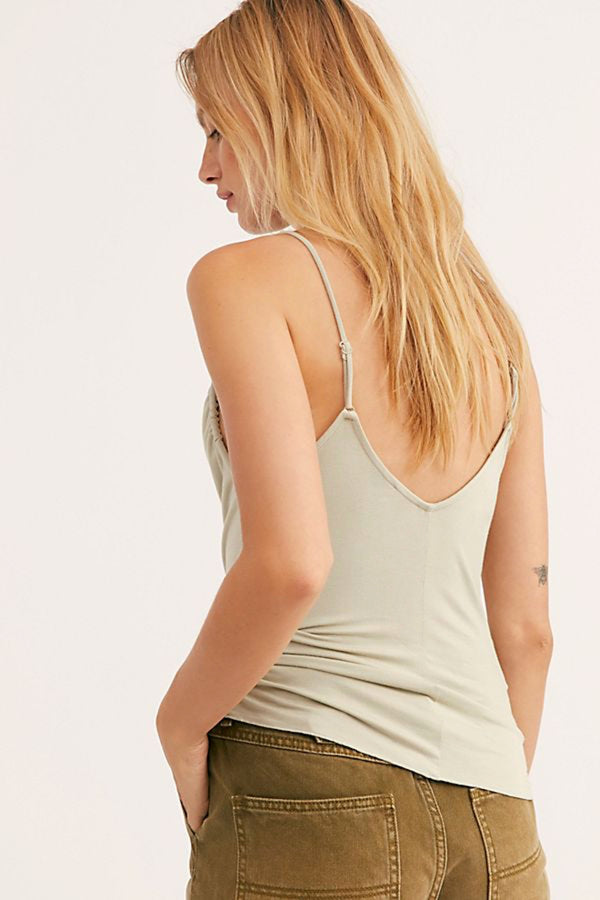 Pale Green Disco Days Cami
