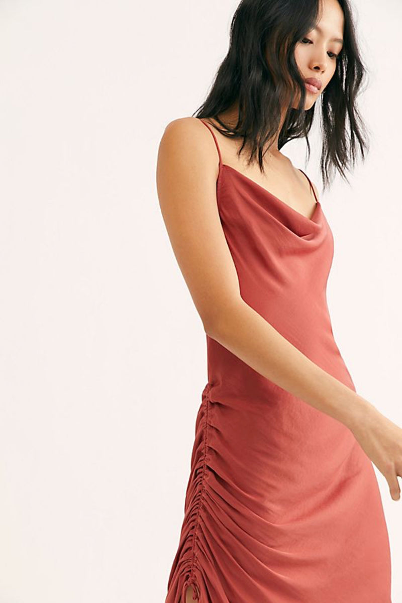 Pink Day To Night Slip Dress