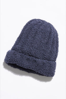 Navy Cloud Beanie