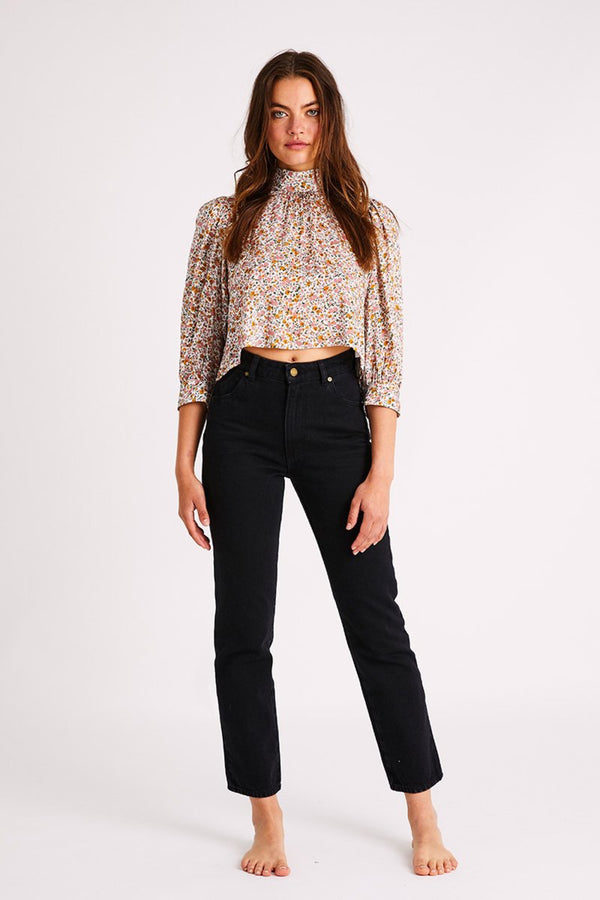 Coast Floral Stephanie Blouse