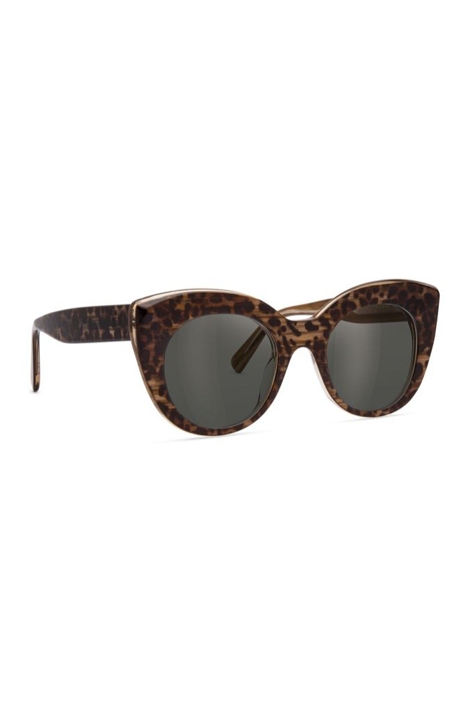 Cheetah Modern Lover Sunglasses