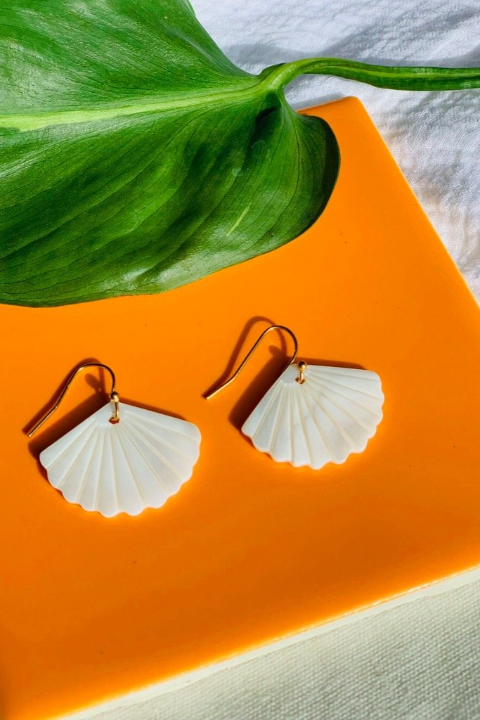 Shell Isla Earrings