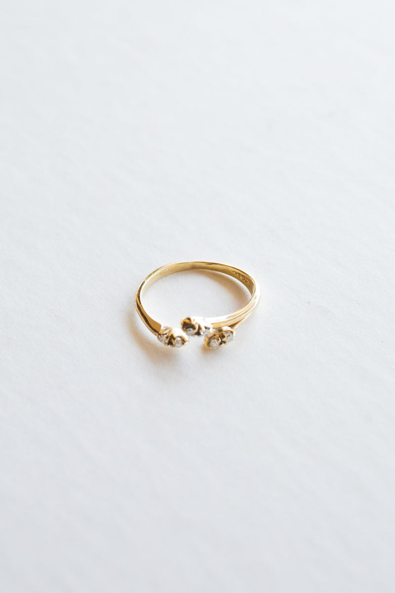 Gold Alicia Ring