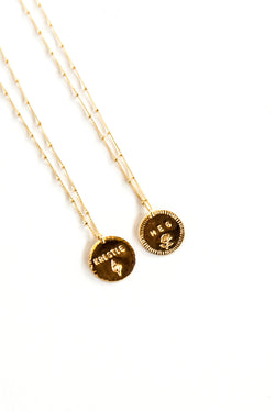 Custom Coin Necklace