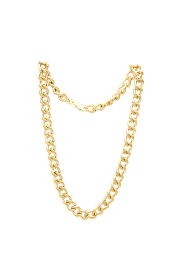 Gold Al Capone Necklace